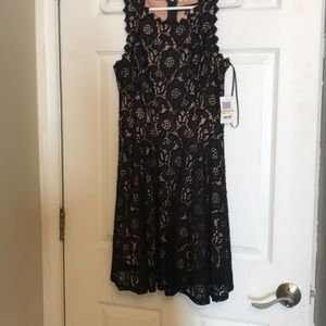 NWT replen lace dress